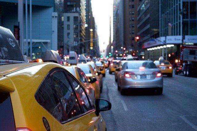 Продвижение сайта службы такси
